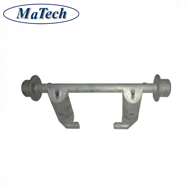 Bottom price Aluminium Alloy Die Casting - Competitive Price Precision Die Casting Shelf Bracket – Matech
