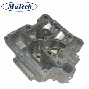 Custom Made Aluminum Alloy Pressure Die Casting Parts