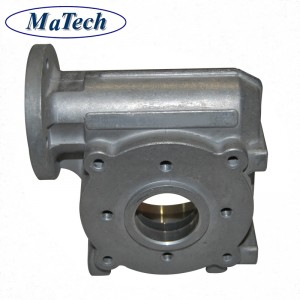 Precision Cnc Machining Aluminum Alloy Die Casting